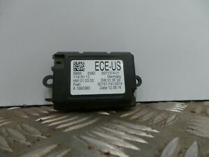 BMW I3 Control unit Controller Touch 65829371374