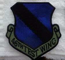 USAF PATCH, 46TH TEST WING