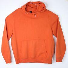 New Look Mens Size Large Hoodie Orange