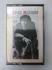 DOUG KERSHAW The Best Of Doug Kershaw C102845 Cassette Tape