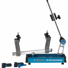 GAMMA X-2 Tennis Racquet/ Racquet Stringing Machine| Complete W/ Stringing To...