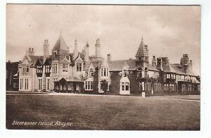 Glentanar House Glen Tanar Aboyne Aberdeen Pre 1914 Walter Benton Glasgow Unique