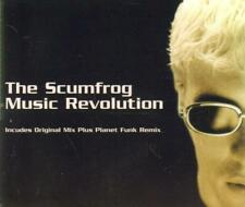 Scumfrog(CD Single)Music Revolution-New