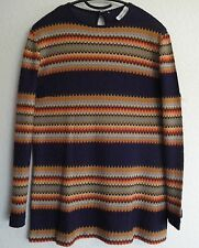 Missoni Vintage Striped Sweaters For Women