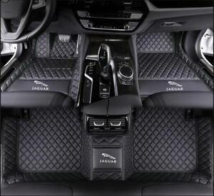 Suitable For all Jaguar F-Pace XJ XF XE F-TYPE XK L-PACE Car floor mats