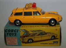 Corgi 436 - Citroen Safari ID 19 - Yellow