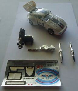 Transformers G1 Jazz complete Takara vintage 1980-84 with accessories
