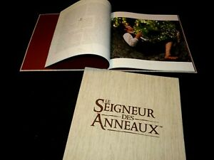 LE SEIGNEUR DES ANNEAUX the lord of the rings peter jackson dossier presse luxe
