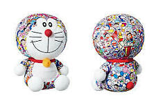 Uniqlo DORAEMON × TAKASHI MURAKAMI Plush Toy