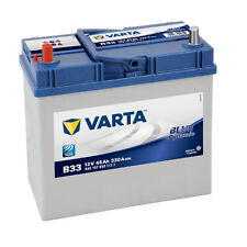Varta Blue Dynamic B33 45AH Premium Car Battery starterbatterie 545157033 NEW