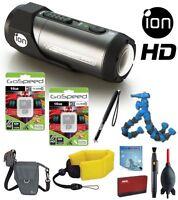 iON Speed Pro 14MP 1080p Full HD WIFI Waterproof Action  Automotive 2 Memory