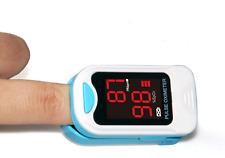 Pulsossimetro Deluxe Saturimetro Battico Cardiaco LCD SPO2  ⭐⭐⭐⭐⭐