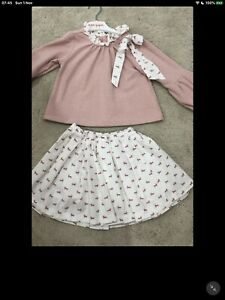 Spanish Skirt in Girls' Outfits & Sets (2-16 Years) for sale | eBay