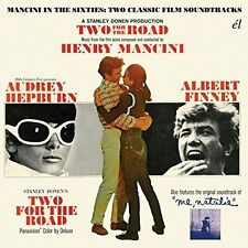 HENRY MANCINI - TWO FOR THE ROAD / ME, NATALIE - NEW CD ALBUM