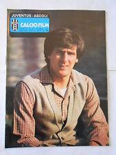 CALCIOFILM il film della partita -n.8 marzo 1981 - juventus - ascoli 3-0