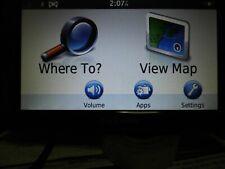 "Garmin nuvi 2595LMT 5"" Automotive Mountable GPS w/OEM Mount, Charger & 2020 Maps"