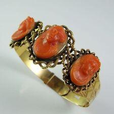 Bracelet 14k Yellow Gold Vintage & Antique Jewellery
