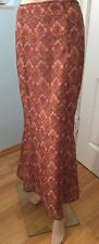 Pretty To The Max Mermaid Maxi Long Skirt w/ Anthropologie flair - S M