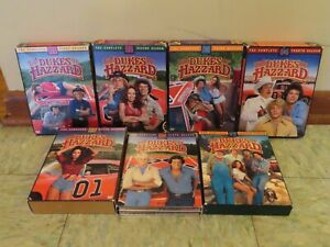 The Dukes of Hazzard Complete Series DVD
