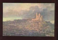 France Paris artist N Beraud Tuck Oilette #104 French Edition PPC c1900s?