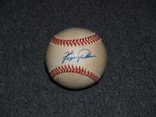 *** FERGIE JENKINS *** Single Signed ONL Baseball HOF Autographed Auto