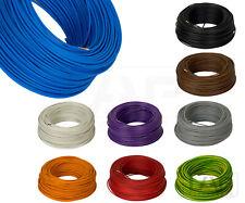 LAPP Kabel flexible Aderleitung 100m H05V-K H07V-K Verdrahtungsleitung Litze Kfz