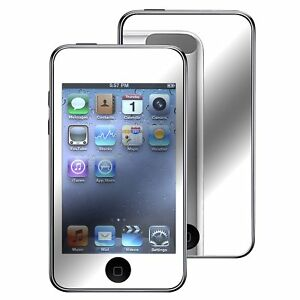 5 Pack Mirror Screen Protector Guard Shield for Apple iPod Touch 2nd 3rd Gen
