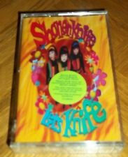 Shonen Knife-Let's Knife cassette New/Sealed 1992 Virgin Rec. w/2 bonus tracks