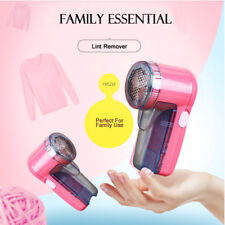 Portable Electric Lint Remover Fluff Sweaters Fabric Shaver Clothes Fuzz Remove