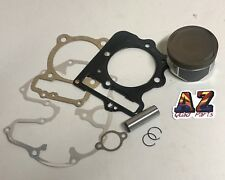 Honda TRX400EX 400EX 400X 85mm 10:1 Stock Bore Coated Piston Top End Gasket Kit