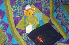 Steiff Bear Limited Edition Sprout Spring 1997 New In Bag