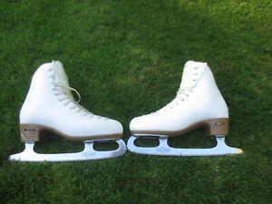 Risport Etoile Ice Dance Skates used condition 260  New English