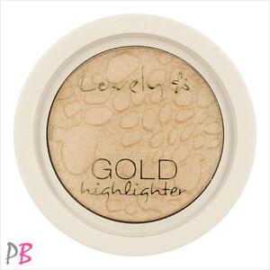 Wibo Lovely Gold / Silver Highlighter Illuminator Strobing Warm Cool Shade