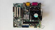Mainboard Legend QDI Platinix 1 + intel Pentium + cooler & fan