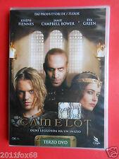 film dvds camelot terzo dvd joseph fiennes eva green jamie campbell bower movie