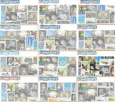 CHARITY STAMP PACKET AFRICA 25 MINT STAMPS 0267
