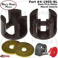 Prothane 4-1905-BL Motor Mount Insert Bushing Kit 00-10 Neon/SRT-4 Race Firmness