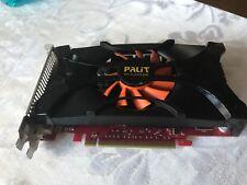 Palit NVIDIA GeForce GTX 460 (1024 MB) (NE5X460SFHD02) Grafikkarte