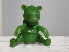 Vintage 1964 Nabisco Breakfast Buddies Winnie Pooh Spoon Sitter Premium Green