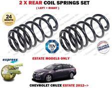 per Chevrolet Cruze Familiare 1.6 1.8 1.7D 2.0TD 2012> 2x MOLLA post. MOLLE Set