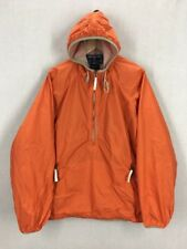 Men's Polo Sport Ralph Lauren Orange Hooded Jacket Sz M