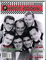 Keep Rockin' Magazine December 2009 Bill Haley & The Comets EX 060216jhe