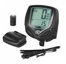 Digital Wireless Bike Computer / Speedo / Odometer Cycle / Bicycle Speedometer