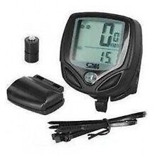 Digital Wireless Bike Computer / Speedo / Odometer Cycle / Bicycle Speedometer