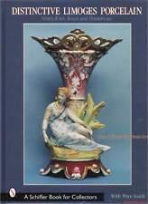 Fachbuch Distinctive Limoges Porcelain, Objekte, Vasen, Dosen uva., viele Bilder