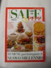 IL MEGLIO DI SALE & PEPE ANNO 6 - N. 22 AUTUNNO INVERNO 1999 - ED. MONDADORI