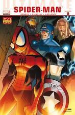 ULTIMATE COMICS SPIDER-MAN 9 Marvel Panini Comics - NUOVO