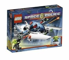 LEGO Space Police Raid VPR 5981 ~ NEW unopened NISB Rench Alien FREE SHIPPING!