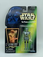 2-1B Medic Droid Action Figure Star Wars Power of The Force Kenner 1996 Sealed