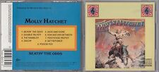 Molly Hatchet  - Beatin' the Odds (CD, Oct-1990, Epic) JAPAN EARLY PRESS